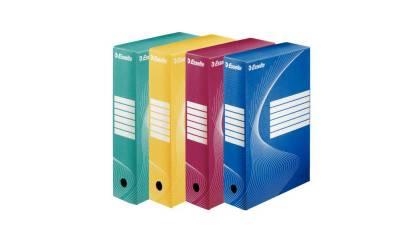 Pudło archiwizacyjne ESSELTE VIVIDA BOXY 100