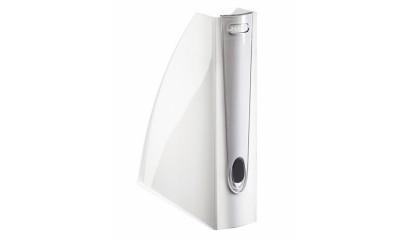Pojemnik LEITZ Allura 65mm 75x311x264mm biały 52010001