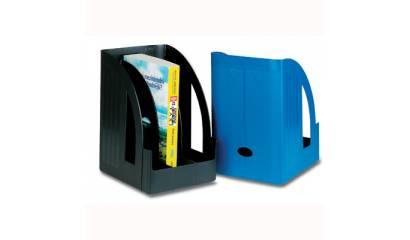Pojemnik na dokumenty LEITZ Plus Jumbo 55x210x320mm niebieski 52390035