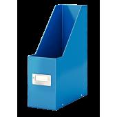 Pudło na czasopisma LEITZ Click&Store WOW A4  niebieskie 60470036