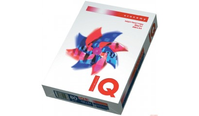 Papier xero A4 IQ Economy 80g CIE 146 klasa C