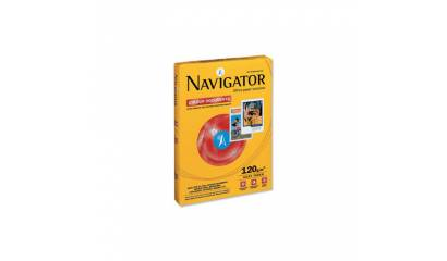 Papier xero A4 NAVIGATOR Colour Documents 120g CIE169 klasa A (250ark)