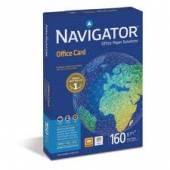 Papier ksero A4 NAVIGATOR Office Card 160g CIE169 klasa A (250ark)
