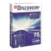 Papier ksero A4 DISCOVERY 75g CIE 161 klasa B