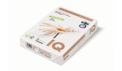 Papier ksero A4 IQ Premium 80g CIE 168 klasa A+ (500ark)