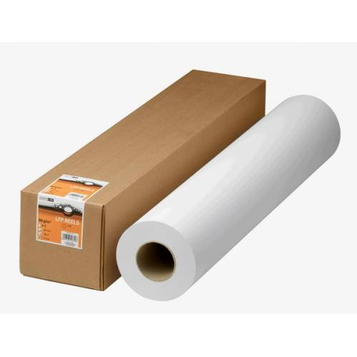 Papier do plotera 610mm x 50m 80g