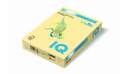 Papier xero A4/80g IQ COLOR pastelowy Wanilia 135822 BE66