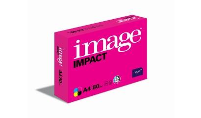 Papier xero A4 IMAGE Impack 80g CIE 168 Klasa A
