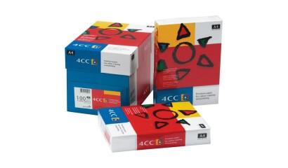 Papier xero A4 4CC 120g (500ark) 389538