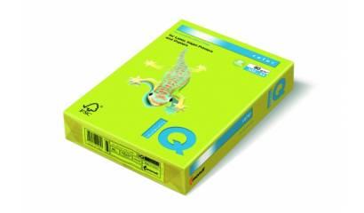 Papier xero A4/80g IQ COLOR Neon zielony NEOGN