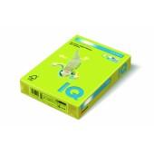 Papier ksero A3 / 80g IQ COLOR Neon zielony NEOGN