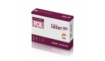 Papier ksero A4 POL COLOR LASER 280g (125ark)