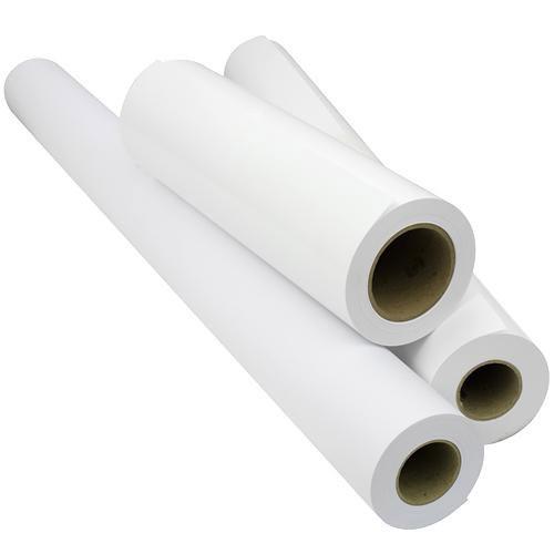 Papier do plotera 297mm x 50m 90g