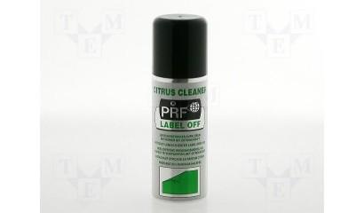 Płyn do usuwania etykiet PRF Amber Label Off 220ml.10F