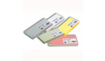Przekładki kartonowe DONAU 1/3 A4 mix kolor (100szt) 8620100-99PL