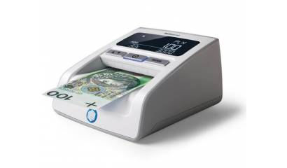 Automatyczny tester banknotów SAFESCAN 155i szary 3LC017