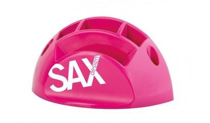 Przybornik SAX Design 1 różowy ISAXDPH1-13
