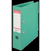 Segregator ESSELTE A4/75 Standard j.zielony 811312
