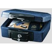 Kasetka na pieniądze SentrySafe H0100 156x362x330mm niebieska 3SK006