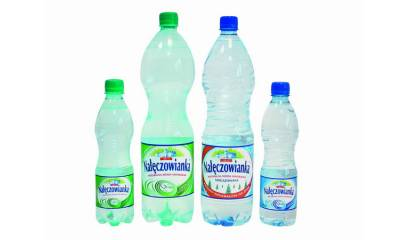 Woda mineralna Nałęczowianka 1,5L gaz. (6szt)