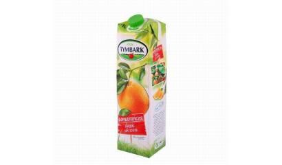 Sok Tymbark 1L Pomarańczowy