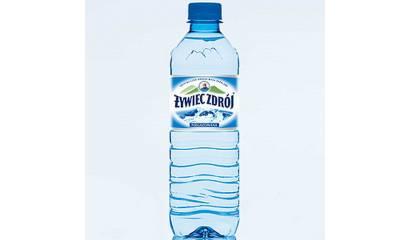 Woda mineralna Żywiec 0,5L ngaz. (12szt)