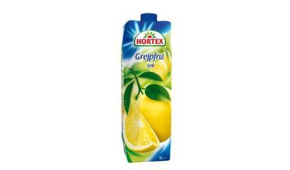 Sok Hortex Grejpfrutowy 1l (1szt)