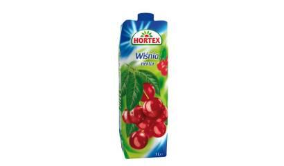 Sok Hortex Wiśnia 1L (1szt)