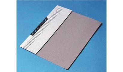 Skoroszyt kartonowy Kiel-Tech A4 zawieszkowy biały 1/2 (1szt)