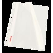 Skoroszyt miękki zaw. ESSELTE A4 biały (10szt) 13583