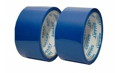 Taśma pakowa SMART 48mmx46m niebieska