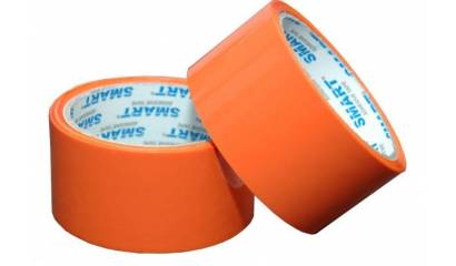 Taśma pakowa SMART 48mmx46m pomarańczowa