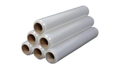 Folia stretch SMART 200mx23mic szer.500mm przezroczysta 340.007 (1.2/1.5kg)