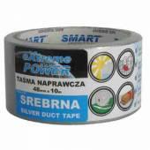 Taśma naprawcza SMART Power Tape 48 / 25m srebrna