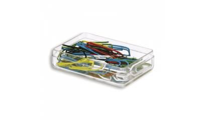 Spinacz E&D Plastic kolorowy 26mm (50) 6079