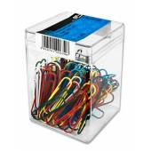 Spinacz E&D Plastic kolorowy 50mm (100) 679