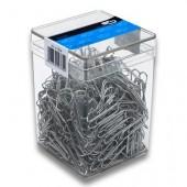 Spinacz E&D Plastic metalowy 26mm (500) 6351