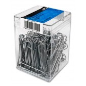 Spinacz E&D Plastic metalowy 50mm (125) 67105