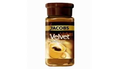 Kawa JACOBS Velvet rozpuszczalna 200g