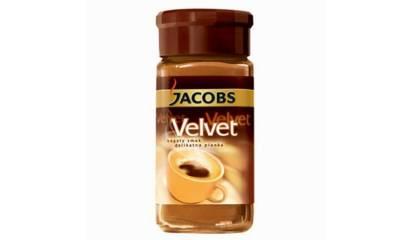 Kawa JACOBS Velvet rozpuszczalna 100g