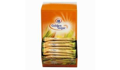 Cukier brązowy w saszetkach GOLDEN 5g (200szt)