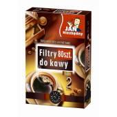 Filtr do kawy JN papierowy NR 2 100szt