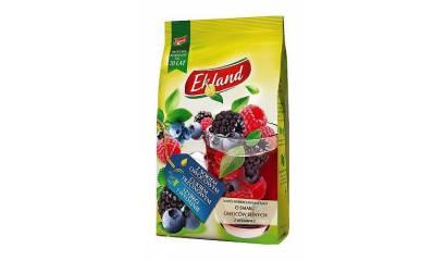 Herbata rozpuszczalna EKOLAND owoce lasu 300g