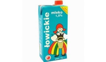 Mleko Łowickie 1.5% 1L