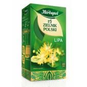 Herbata ziołowa HERBAPOL lipa (20T)