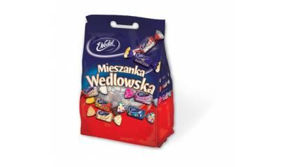 Cukierki WEDEL Mieszanka Luz 490g