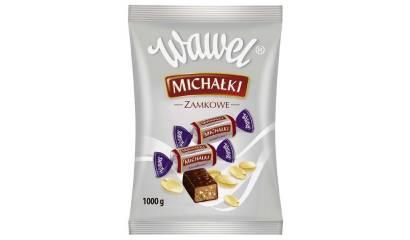Cukierki Michałki Zamkowe WAWEL 1kg