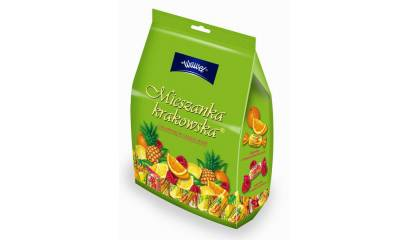 Cukierki WAWEL Galaretki Mieszanka Krakowska 1kg