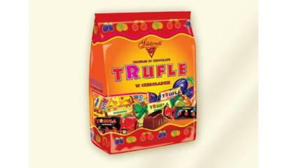 Cukierki SOLIDARNOŚĆ Trufla w czekoladzie 1kg