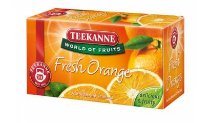 Herbata owocowa TEEKANNE Fresh Orange (20T)